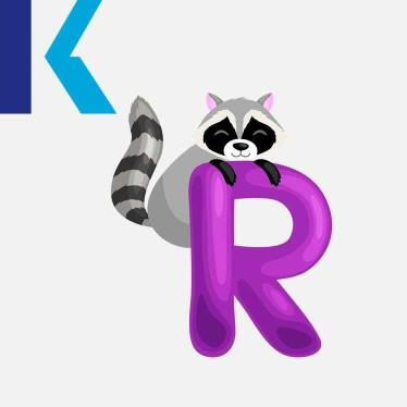 R - Raccoon