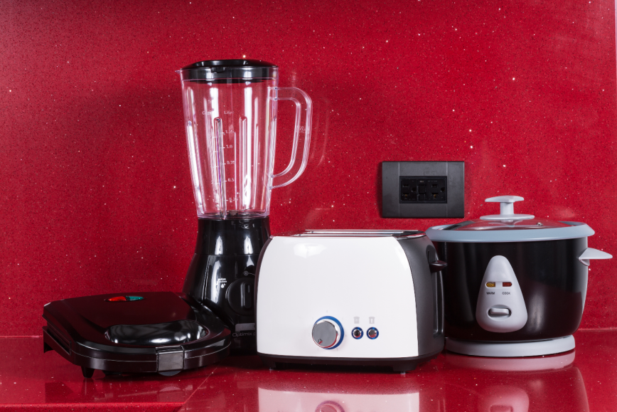 phobia kitchen appliances