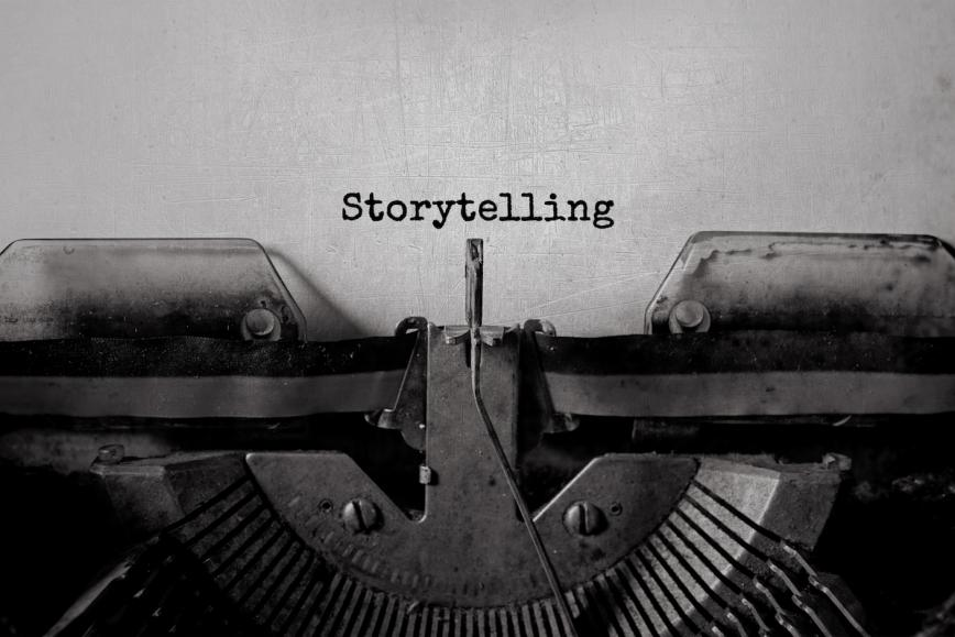 Storytelling through your writing