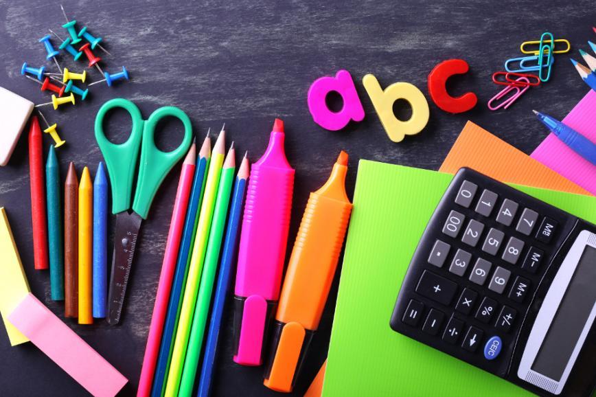 colorful study materials ile ilgili görsel sonucu