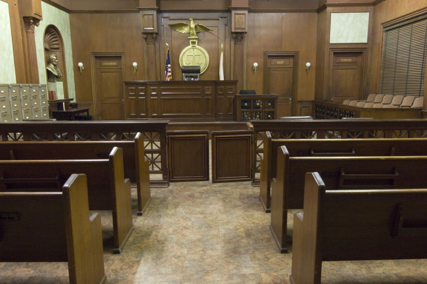 courtroom law