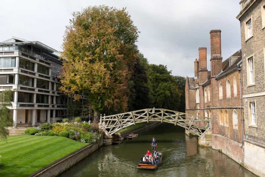 punting river cam