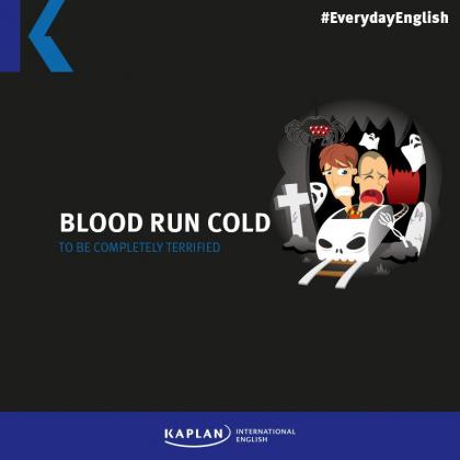 halloween – blood run cold