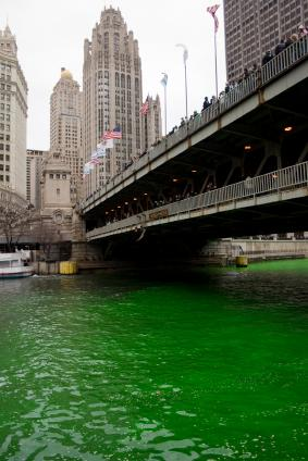 Chicago's going green!