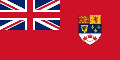 Canada old flag