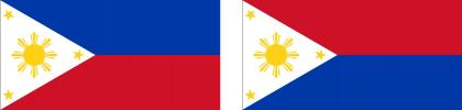 Phillipines flags