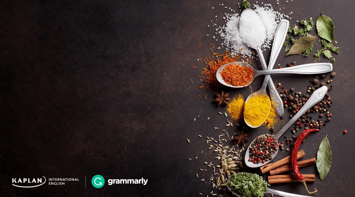 spice up your writing