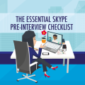 Skype pre-interview checklist