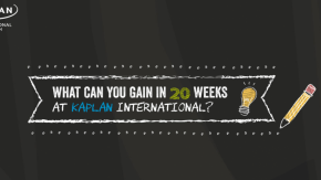 20 weeks at Kaplan