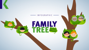 family tree header