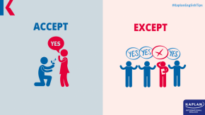 How to accept and refuse in english kaplan blog accept vs except stopboris Gallery
