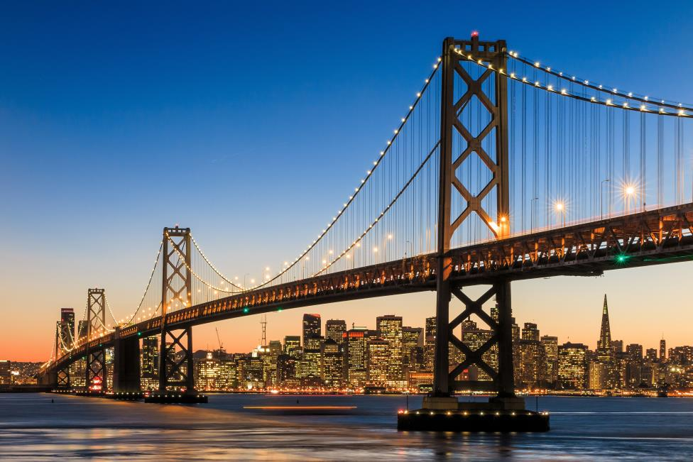 Enjoy the exciting atmosphere in San Francisco