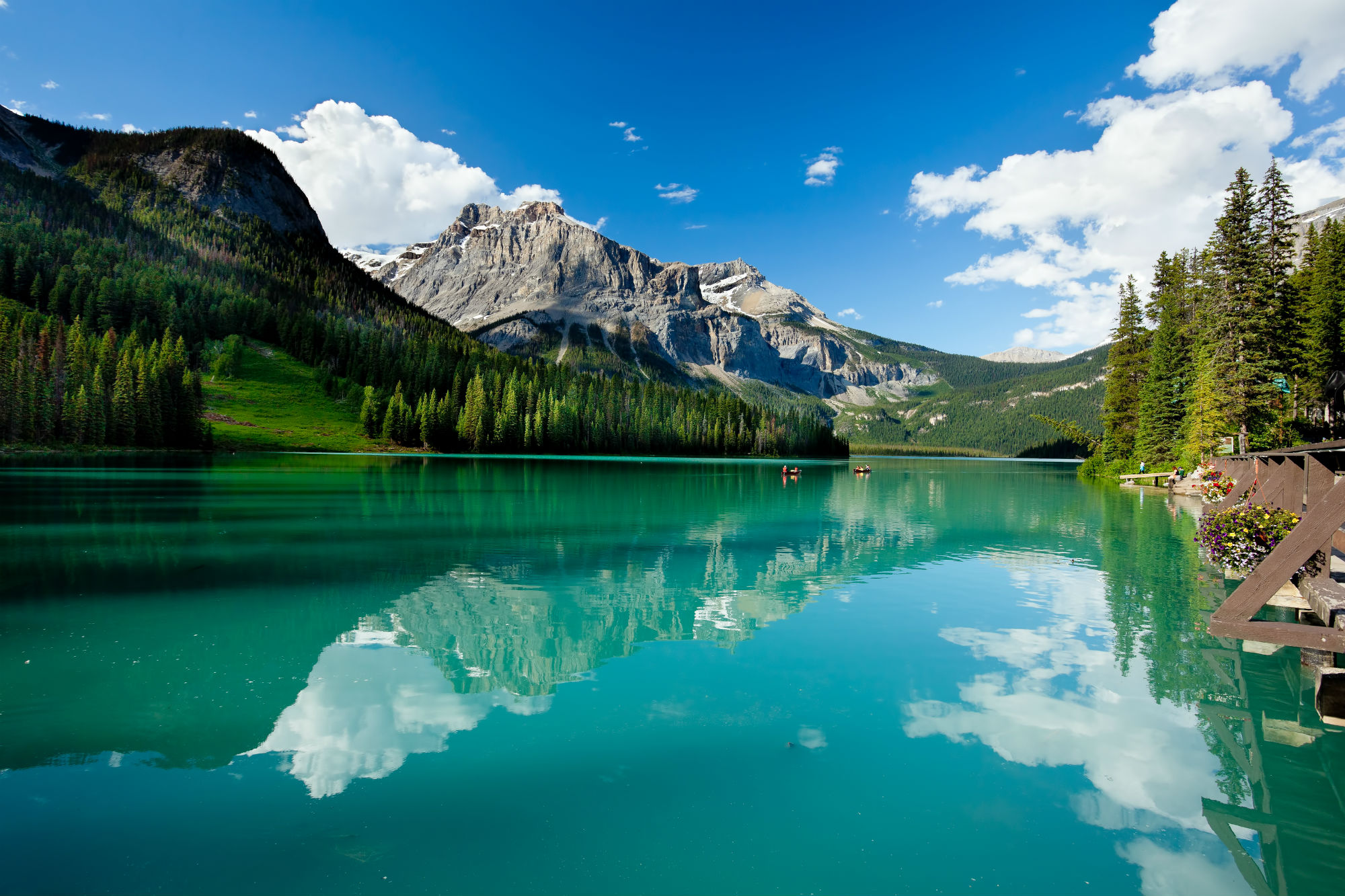 Beautiful lake and mountain | Amazing Hiking Trails You Have To See To Believe