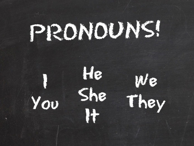 Do you know when to use these pronouns?