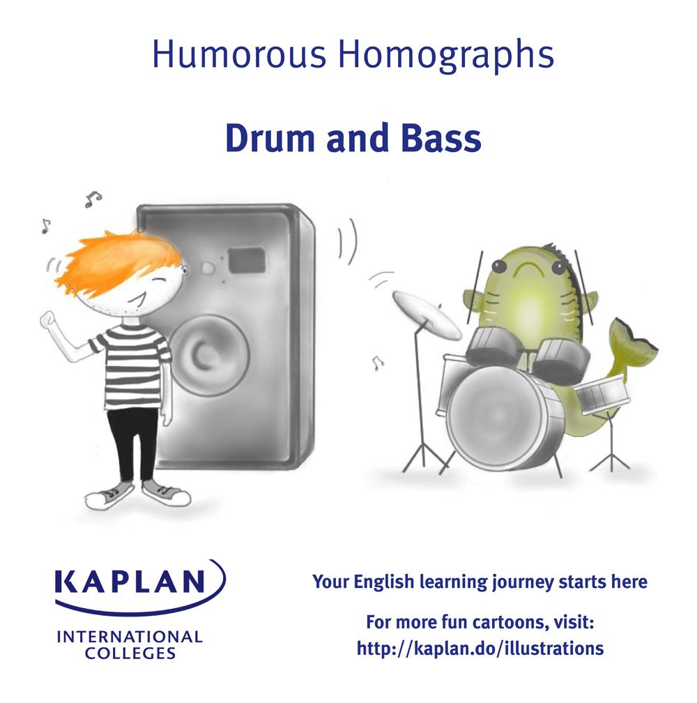 bass homophone