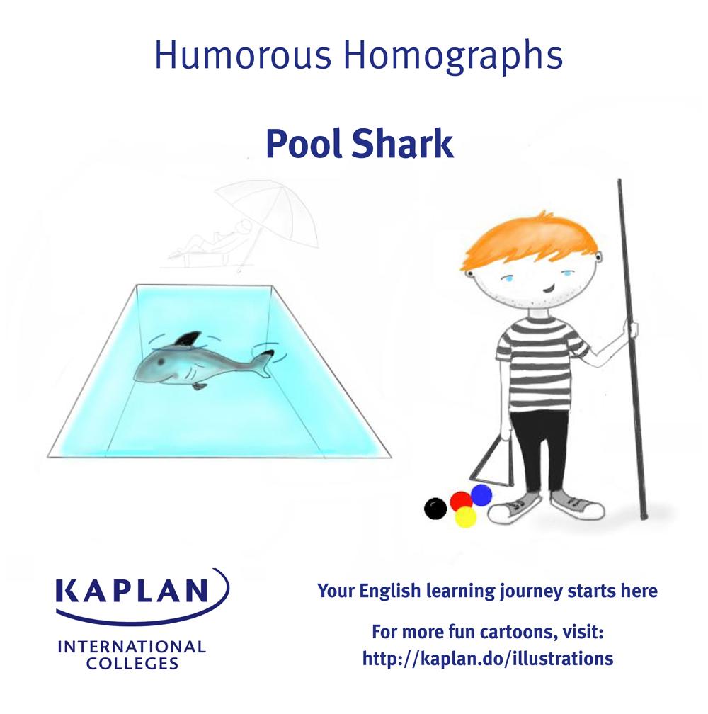 pool homophone