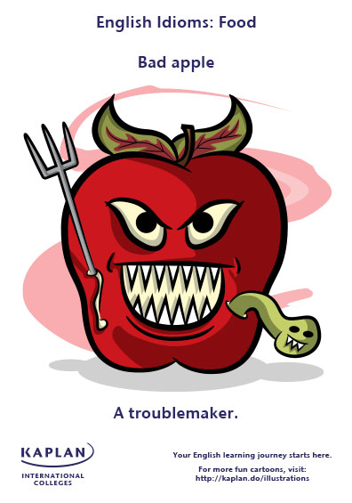 bad apple idioms