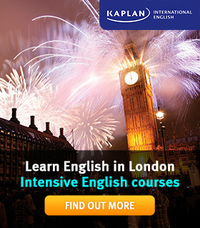 Intensive English Courses in London