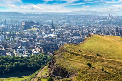 Holyrood Park Reino Unido | Kaplan International