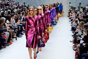 London Fashion Week Catwalk Show