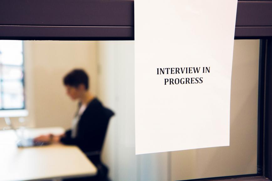 skype interview uninterrupted