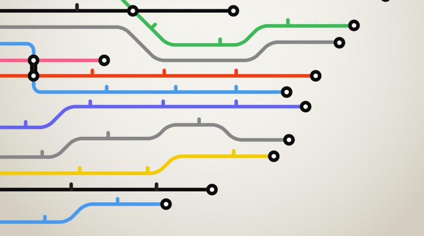 transport map first day