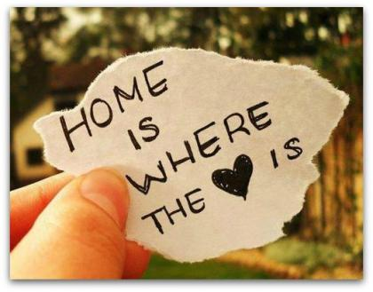 Was hilft bei Heimweh - Home is where the heart is