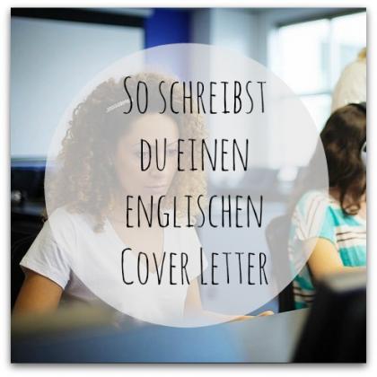 Englische Formulierungen Für Den Cover Letter Kaplan