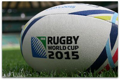 Sport in Irland - Rugby Worldcup
