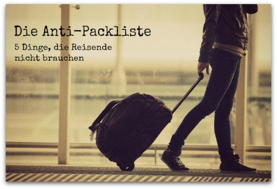 Anti Packliste
