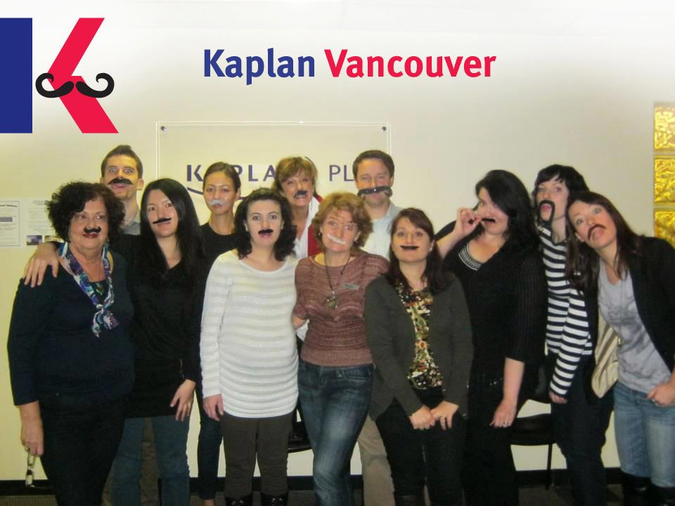 Movember Vancouver