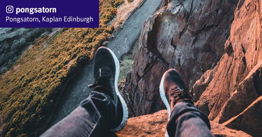 Edinburgh - where's your next summer adventure?