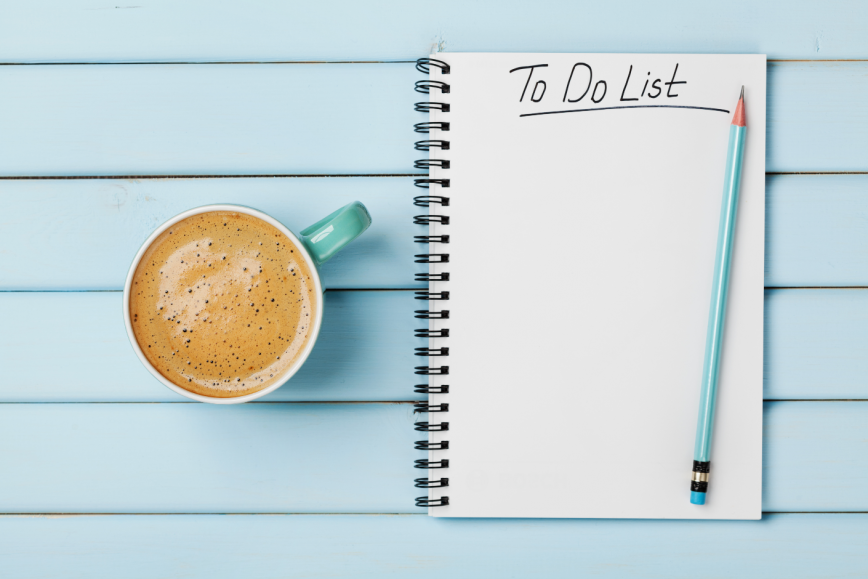 Resolution language to do list