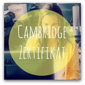 Cambridge Zertifikat