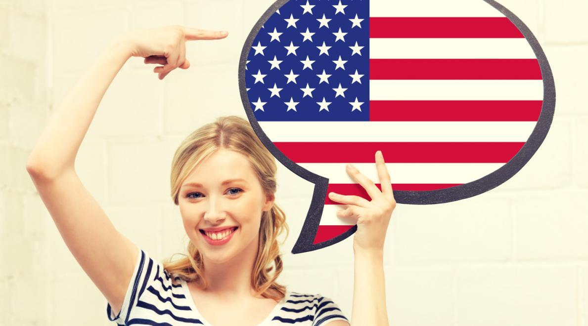 speak american english