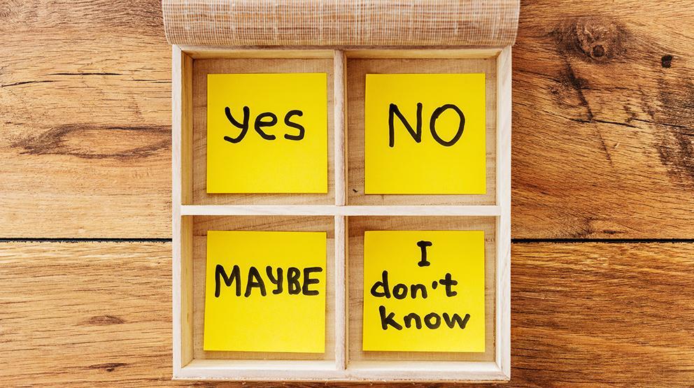 Comment Arreter De Dire Yes Et No En Anglais