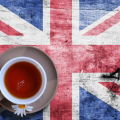 English Flag Tea Cup