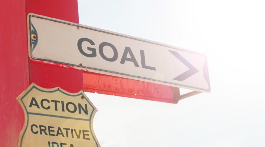 英語で目標を立てるときに使える...