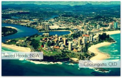 Coolangatta Tweed Heads Australien
