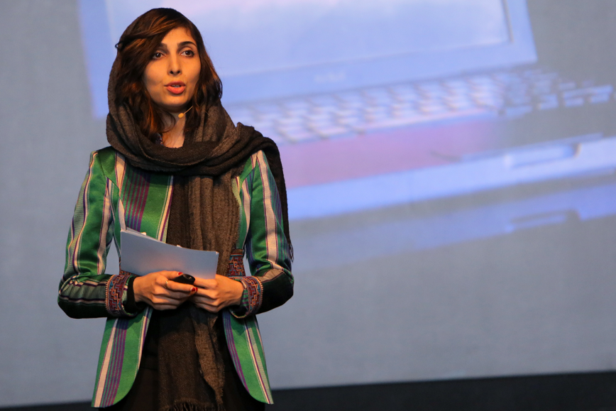 International Women's Day: Roya Mahboob