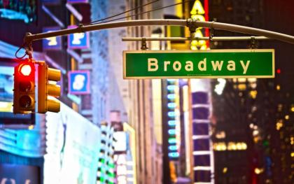 Enjoy Broadway in New York