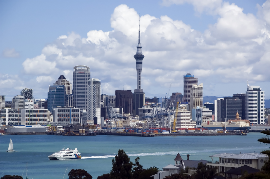 Auckland is exciting, modern city amongst many natural wonders.