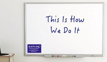 Kaplan Englisch - How we do it