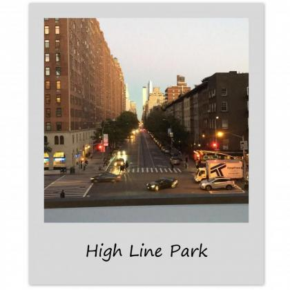 High Line Park – New York