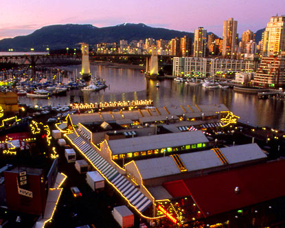 Top 10 vancouver