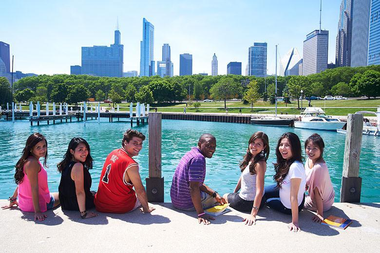 Image result for Where Can I Study English in Chicago, Illinois?