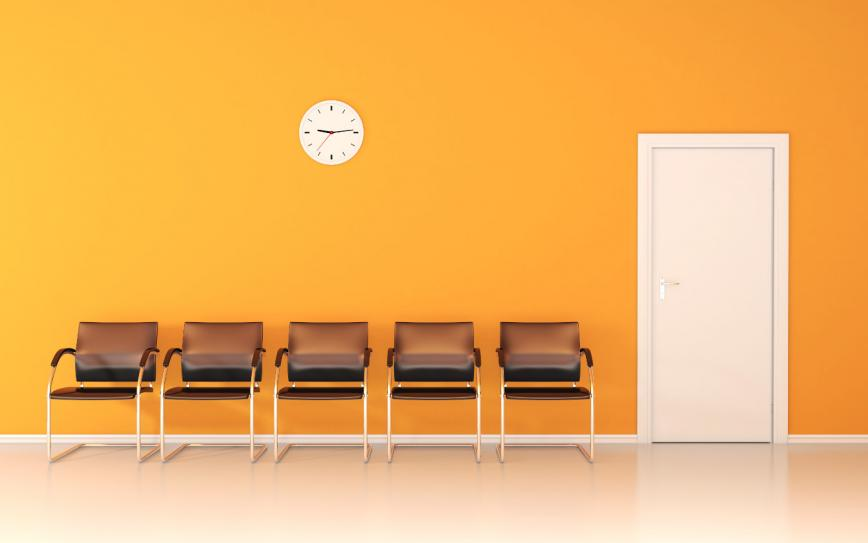 doctor waiting room