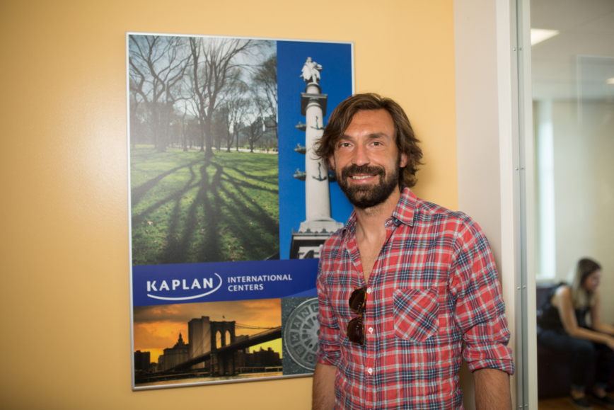 Pirlo à kaplan New York Empire