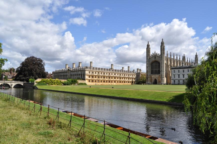 Cambridge romantic