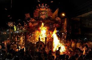 Totenfeste weltweit - Hungry Ghost Festival 1